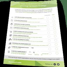 what-is-energy-metering-checklist